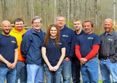 The Meinco Team
